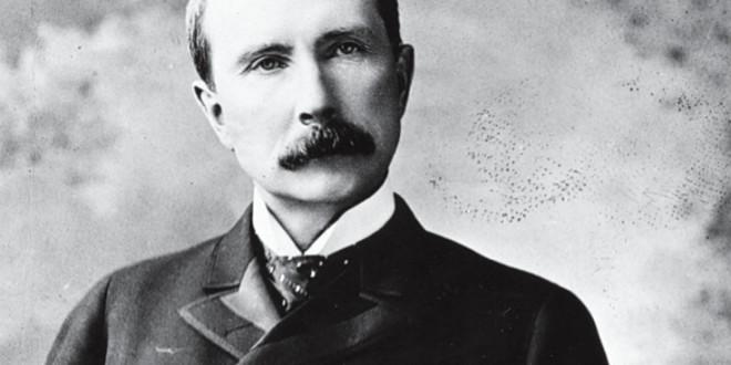 John D Rockefeller: La Historia de un gigante