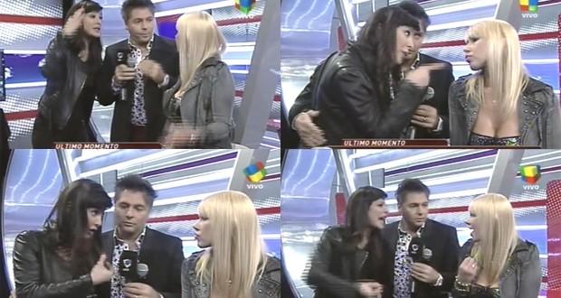 Mónica Farro vs. Andrea Rincón 2
