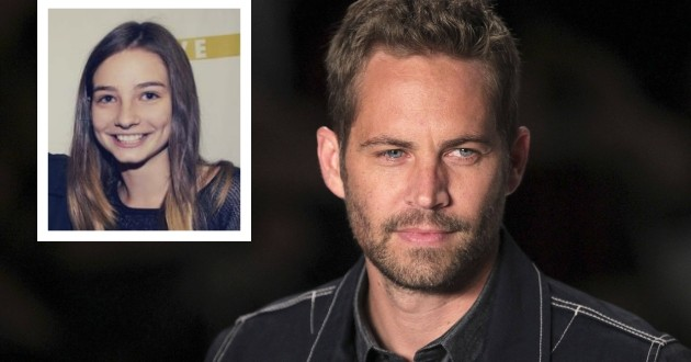 Emotivo mensaje de la hija del actor Paul Walker