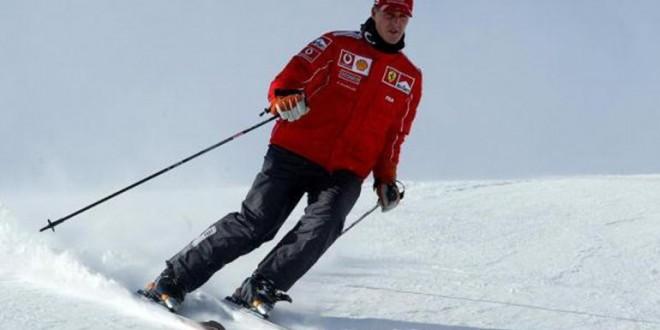 Schumacher con pronostico reservado luego del accidente de esquí en los Alpes franceses