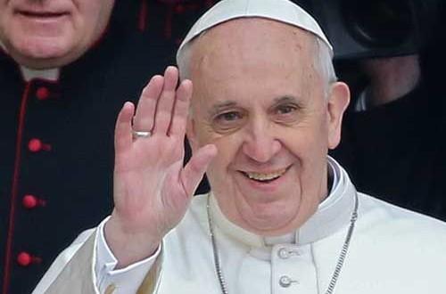 El cumpleaños del Papa Francisco