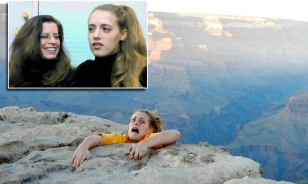 Imperdible! : Hija toma revancha de su madre con una foto