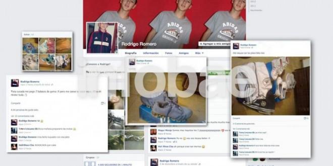 Saqueos en Cordoba : Los jóvenes publican fotos de sus robos en las redes 1