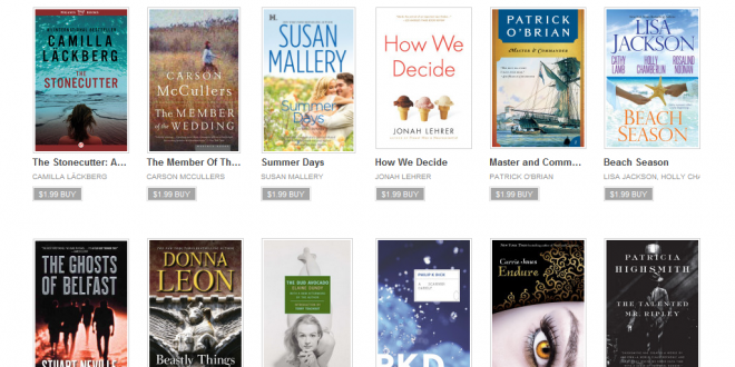 Libros digitales de Google, disponibles en la Argentina