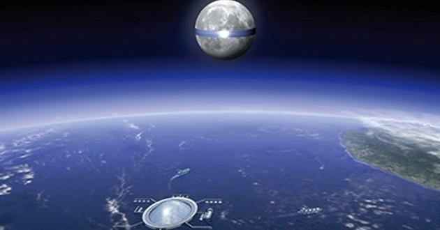 Una planta de energía solar en la Luna