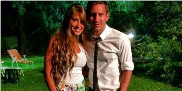 Las vacaciones de Messi junto a su familia