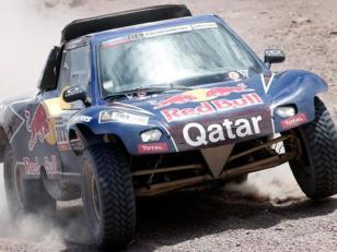 La etapa más rápida en el Dakar, con la aparición de las primeras dunas