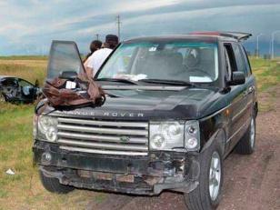 Accidente de Pancho Dotto en Entre Rios