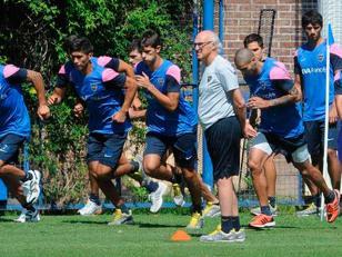Bianchi y el equipo del año para disputar el superclásico ante River