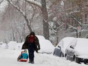 Ola de frío en Estados Unidos: temperaturas de -40º