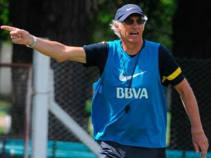 Bianchi se prepara para el debut de Boca ante Estudiantes