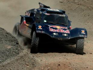 Dakar-2014: Sainz ganó la séptima etapa y Roma se mantiene en la punta