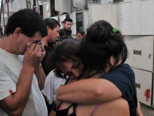 Inhuman los restos de Priscila Leguiza