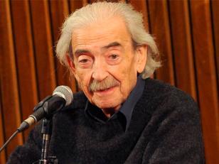 3 días de duelo nacional por muerte de Juan Gelman