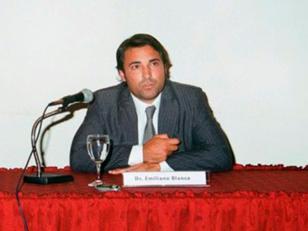 Emiliano Blanco es el nuevo director del Servicio Penitenciario Federal