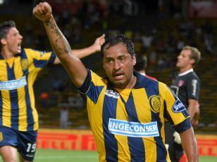 Rosario Central derrotó a Independiente en Córdoba