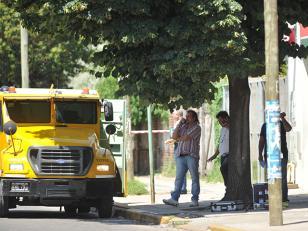 3 los detenidos por asalto al blindado en Moreno