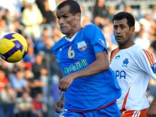 Rivaldo regresó a los 41 años