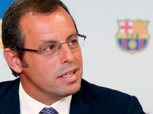 """El presidente del Barcelona renunció por el """"caso Neymar"""""""