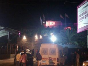 Ku Pinamar :Joven resultó gravemente herida por derrumbe