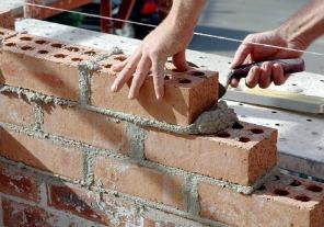 Los precios de la construcción subieron 1,1% en diciembre