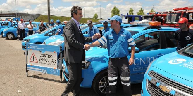 Seguridad Vial asiste por sexto año al rally Dakar