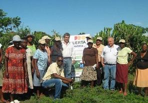 Pro Huerta en Haití hasta 2016