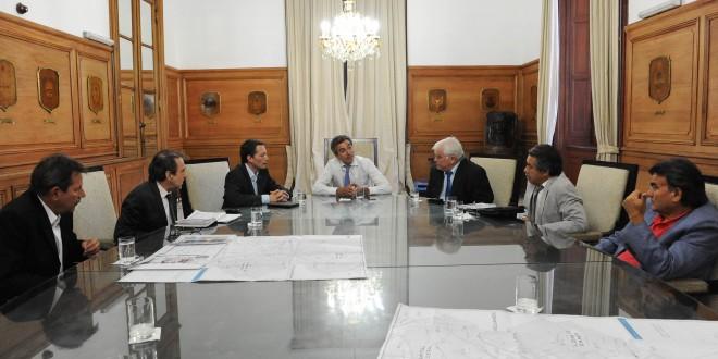 Randazzo analizó con intendentes medidas para agilizar el tránsito