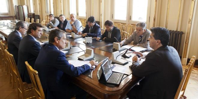 Ministros se reunieron con directivos de Edesur