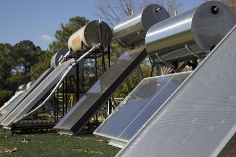 Calefones solares térmicos optimizados por el INTI