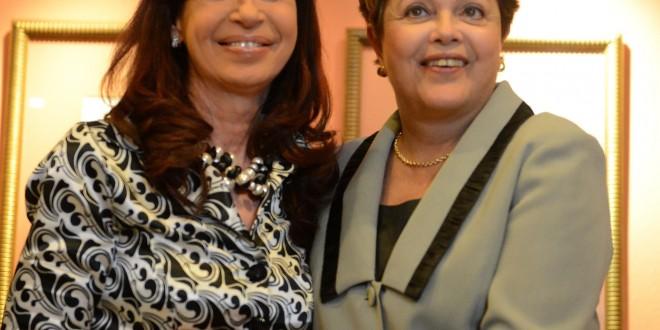 Cristina Kirchner y Dilma Rousseff mantuvieron una reunión bilateral en La Habana