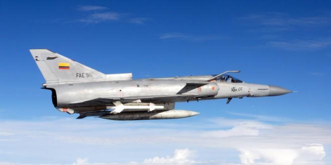 Argentina negocia la compra de 18 aviones de combate a Israel