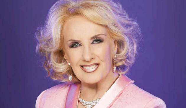 Mirtha Legrand Pasa Al 13