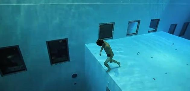 Video: La pileta más profunda del mundo