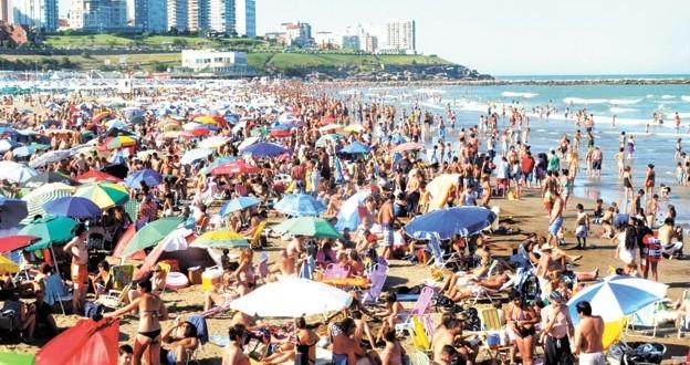 Ocupación hotelera del 90% en Mar del Plata