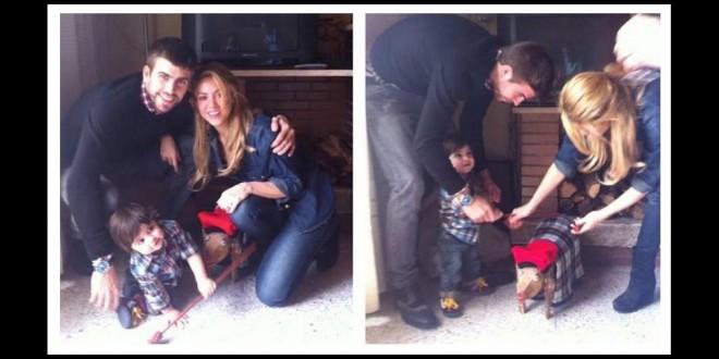 Shakira esperando su segundo hijo?