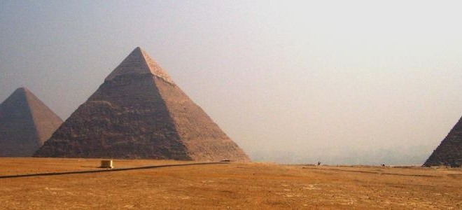 Secretos de las Tres Marías, alineadas con las pirámides