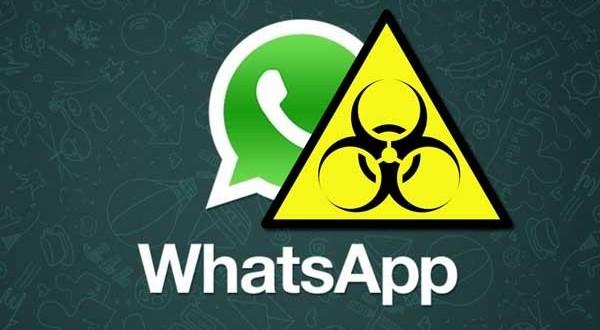 Alerta máxima por un virus de Whatsapp que roba la información bancaria