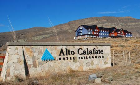 Cristina construye un nuevo hotel en ex terrenos fiscales de Calafate