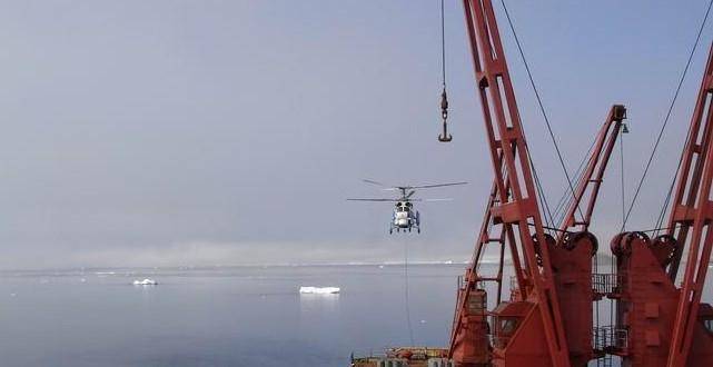 El ministro de Defensa supervisará mañana la carga del Buque Polar