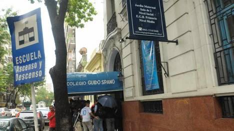 El colegio Guido Spano cerró sus puertas