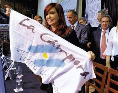 La presidenta de la Nación encabezará un acto público en Casa Rosada a las 19hs