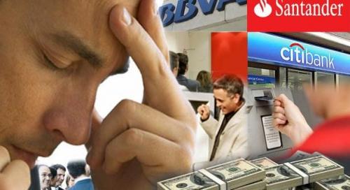 El BCRA pide a los bancos datos de los depósitos en dólares de sus clientes