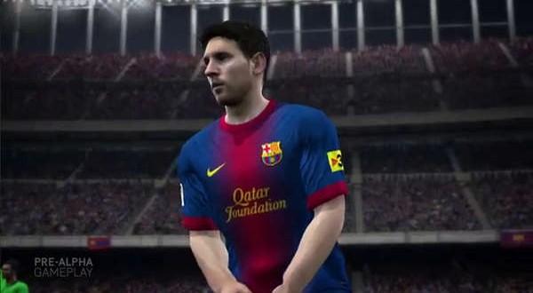 Video: Messi muere de un infarto en un videojuego