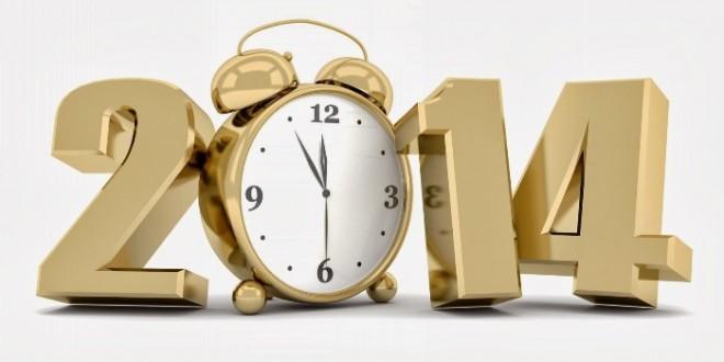 La numerología y el 2014