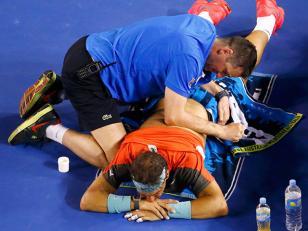 Nadal vuelve a poner en duda su presencia en el ATP World Tour 250