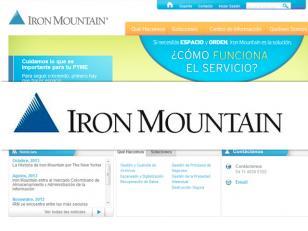 Iron Mountain tuvo varios incendios en el mundo