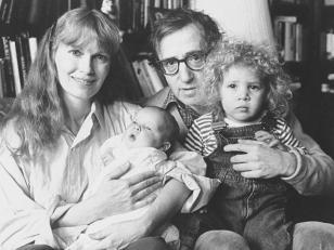 Woody Allen, Mia Farrow y su mentiras