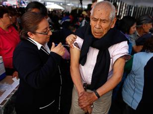 México: la gripe A causó 421 muertos durante el 2014