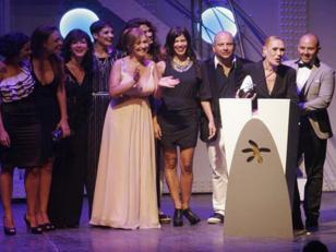 Norma Pons ganó el premio Estrella de Mar de Oro 2014